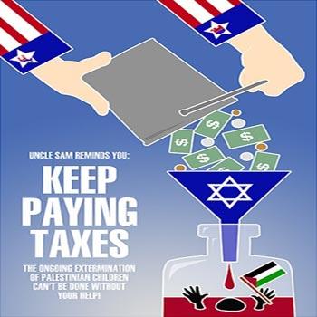 Money Ta For Arming Israel