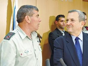 Barak, Ashkenazi War Escalates