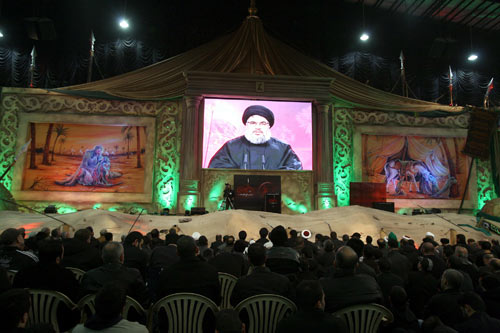 Hizbullah SG: STL Will Face Something More Difficult Than Wikileaks