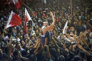 Bahraini Government Interfered Politically in Sports?