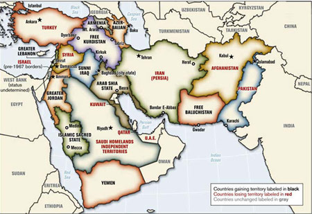 """Uncivilized Relations: """"Israel"""" Confronts its Neighbours"""