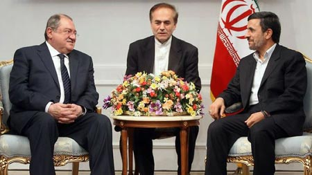 Minister Ghoson Meets Iranian Officials, Discusses Bilateral Relations, Regional Developments