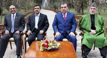 Ahmadinejad: US-led NATO Members Should Change Hostile Policies, Respect Regional Nations