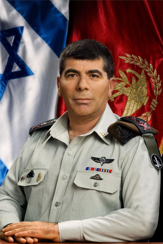 After Barak, Ashkenazi: Toppling Al-Assad A Favor for ''Israel''