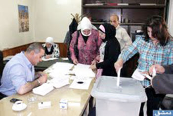 Results of Syrian Elections: Women, Independents Inlay Parliament