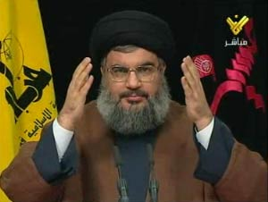 Sayyed Hassan Nasrallah on the fourth night of Ashoura