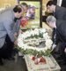 Educational Delegation of Lebanese Parties Visit Martyr Moghniyeh Rest Place: He Brought Life and Freedom