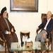 Hizbullah SG Receives Public Works Minister Ghazi Aridi