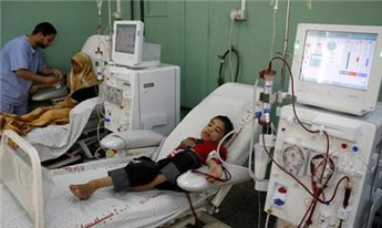 Official: Gaza Hospitals at 20-Percent Capacity
