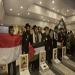 Photo Report: March to al-Quds Activists Visit Martyr Imad Moghnieh Mausoleum