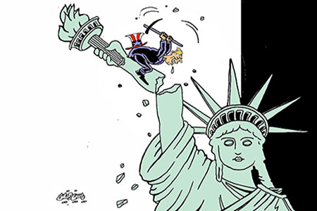 Freedom vs Trump