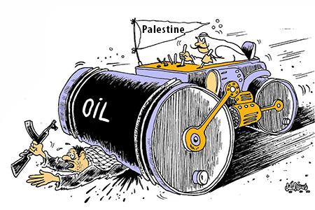 Palestine Oil