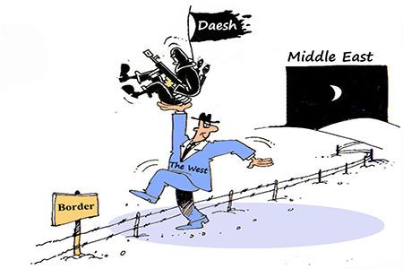 Daesh, West & ME