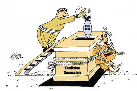 Kurdistan Secession