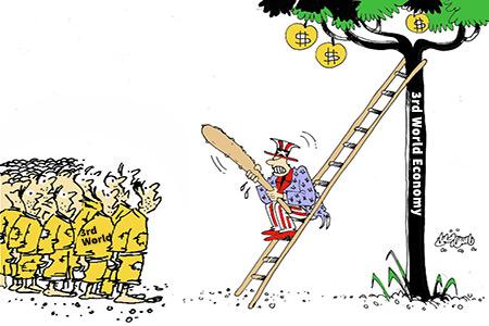 US-3rd World Economy