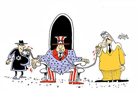 Palestine-US-Israel