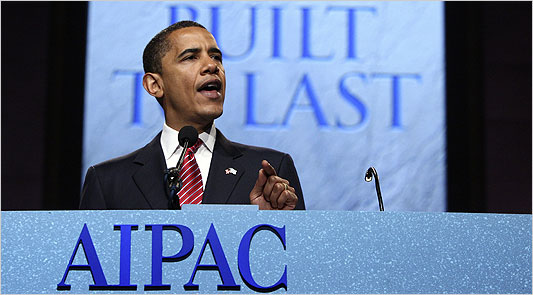 Obama Reiterates Support for