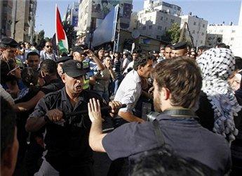 Palestinian Wrath Cancels Mofaz, Abbas Meeting