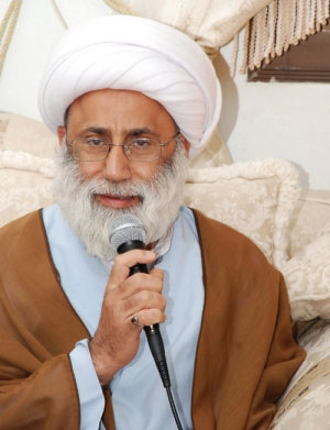 Saudis Arrest Sheikh Radi for Defending Holy Prophet