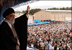 Imam Khamenei: Enemies of Iran Sought to Create Divisions in Country But Failed