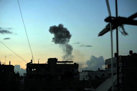 "Arab, Islamic Countries Slam ""Israeli"" Attacks on Gaza"