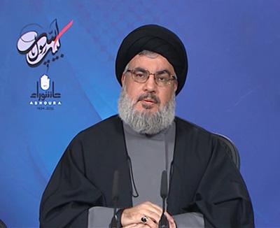 Sayyed Nasrallah Hails Gaza Victory: