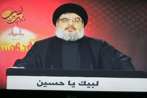 "Sayyed Nasrallah: Any Coming War Will Include the Whole of ""Israel"", Palestine Cause Central"