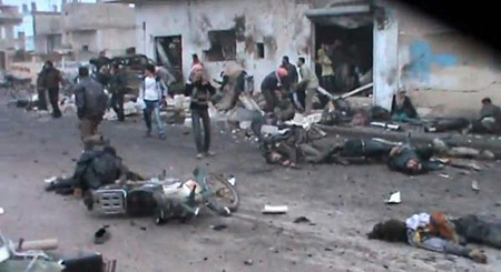 Halfaya Massacre: Big Terrorist Ruse