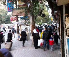 Yarmouk Camp Victim of So-Called FSA: Damascus