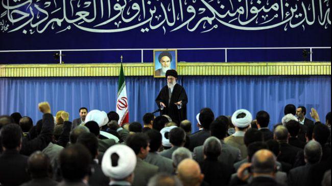 Ayatollah Khamenei Warns of Plots Close to Iranian Elections