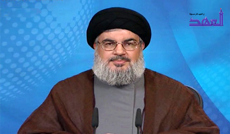 Sayyed Nasrallah: Hizbullah Not Responsible For Drone, Political Settlement Only Solution in Syria