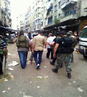Clashes in Tripoli Intensified 2 Dead, 30 Wounded