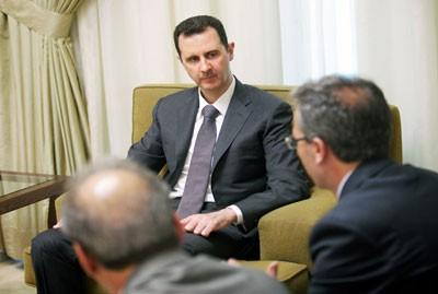 AL-Assad: Muslim Brotherhood Rule Failed before It Started