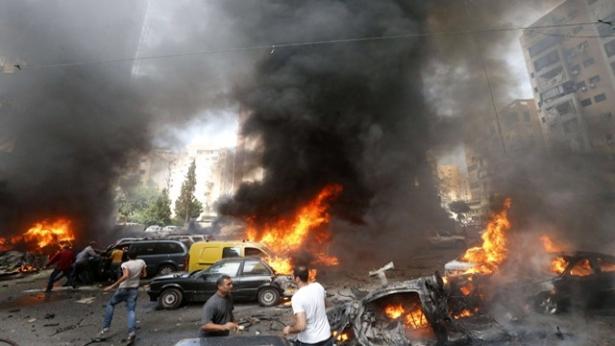 CIA: 16 Tons of Al-Qaeda Bombs Entered Lebanon