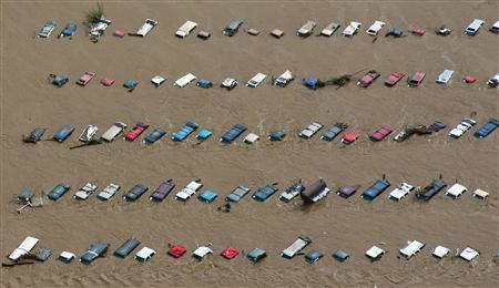 Hurricane, Tropical Storm Combine to Kill Dozens in Mexico