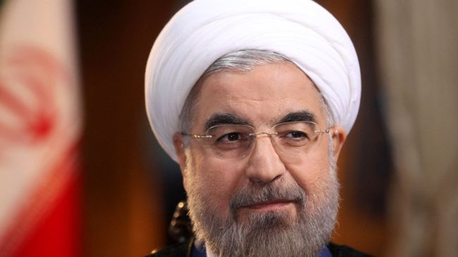 Rouhani: Iran Ready for Geneva II, Wants Total Elimination of N-Arms