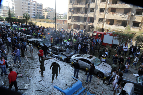 Wide Condemnation of the Beirut Twin Blasts: 'Terrorist Crime'