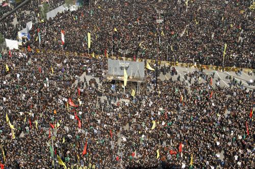 ashoura procession