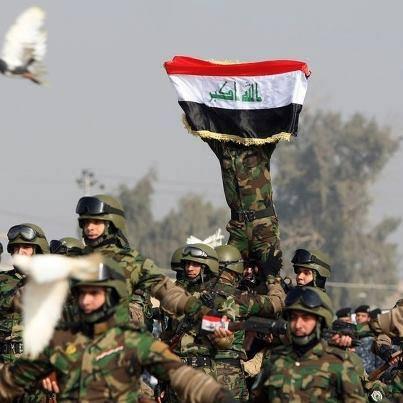 Iraq Police Dismantles Al-Qaeda Protest Site