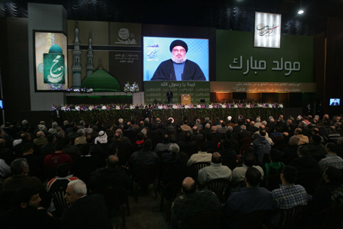 "Sayyed Nasrallah: ""Israeli"" Elections Tell Zionist Entity Suffers Crisis Regional Conflicts Political, Not Sectarian"