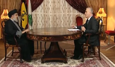 Sayyed Hassan Nasrallah interview with OTV