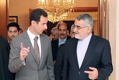 Meeting Al-Assad, Boroujerdi: Syria's Victory over Takfiris to Affect Whole Region