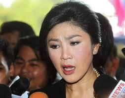 Gunshots Rattle Thai Capital as PM Flies Out
