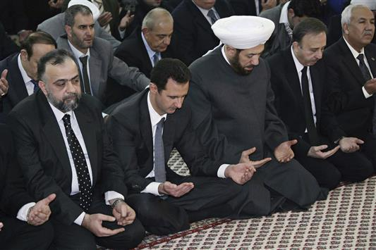 Syria-Bashar al-Assad