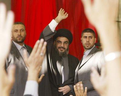 Sayyed nasrallah- Divine victory 2006