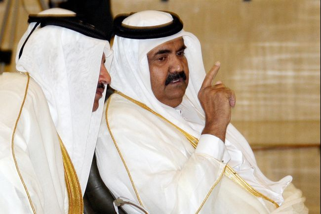 Alahednews:Hacked E-mail Reveals Qatar's Devious Plans to Smuggle