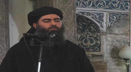 Snowden: US, UK Trained ISIL Leader Al-Baghdadi along with Mossad