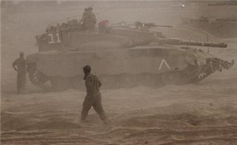 'Israel' Mobilizes More 16000 Reservists, Massacres more than 100 Wednesday