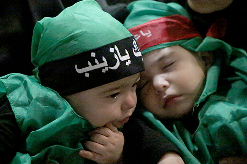 Ashoura in Lebanon: What was the Fault of the Children?
