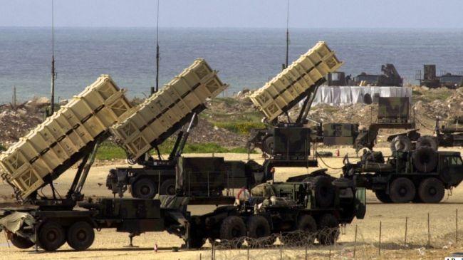 Alahednews:German Missile Battery Receives Orders from